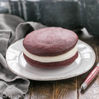 Red Velvet Whoopie Pies featured image