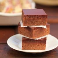 Truffle Brownies | That Skinny Chick Can Bake