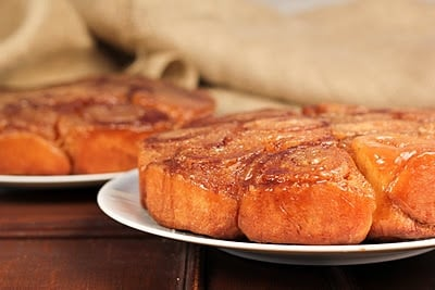 Maple Syrup Sticky Buns