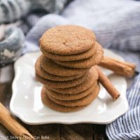 Holiday Ginger Crisps | a cherished recipe from my grandmother, Anabelle