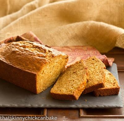 Sweet Potato Bread - A scrumptious, autumnal loaf that gives pumpkin bread a run for the money!!