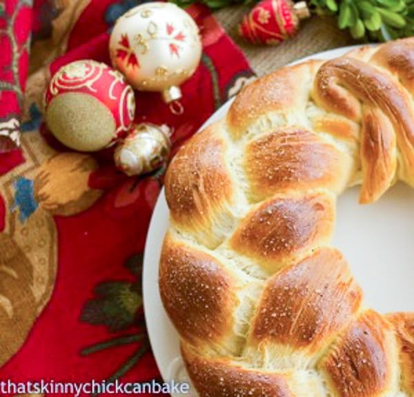 Finnish Pulla | A festive, braided Christmas bread