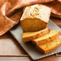 Sweet Potato Bread   That Skinny Chick Can Bake