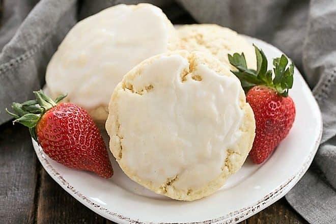 Vanilla Scone Recipe featured image