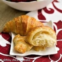 Homemade Classic Croissants featured image