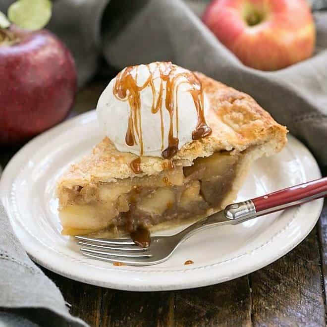 Caramel Apple Pie featured image