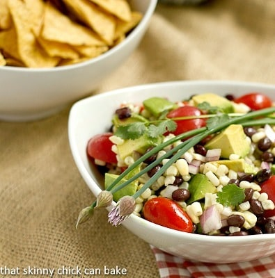 Black Bean and Avocado Salsa | Versatile and delicious!!!