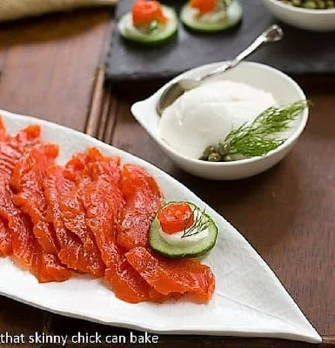Homemade Gravlax - How to Make Gravlax in your own kitchen