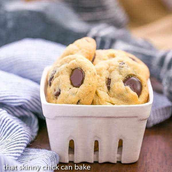 Soft Chocolate Chip Cookies with Pudding| Soft, chewy with a secret ingredient!