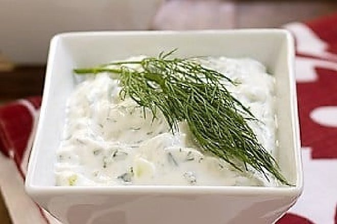 Tzatziki featured image
