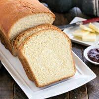 homemade potato bread featured image