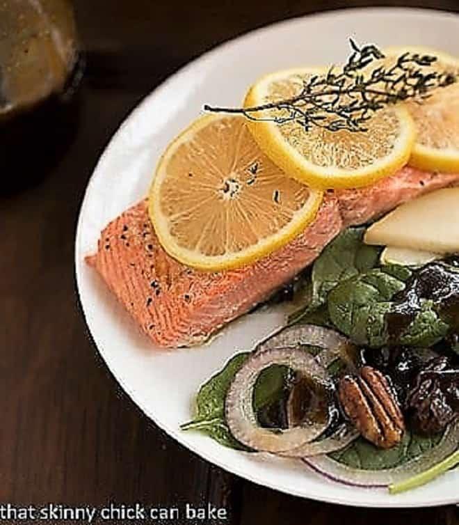 Salmon Fillets en Papillote– Tranci di Salmone al Cartoccio
