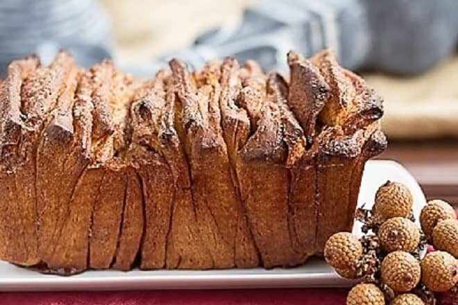 Cinnamon Pull Apart Coffee Cake featured image