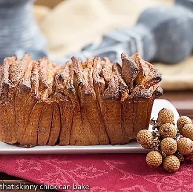 Cinnamon Pull Apart Coffee Cake featured image