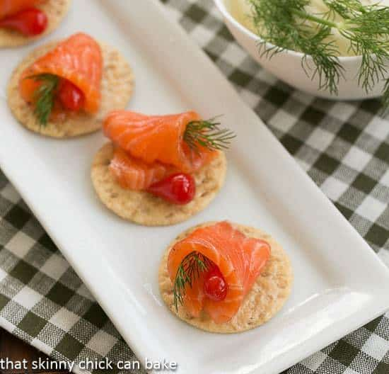 Dorie Greenspan's Gravlax recipe