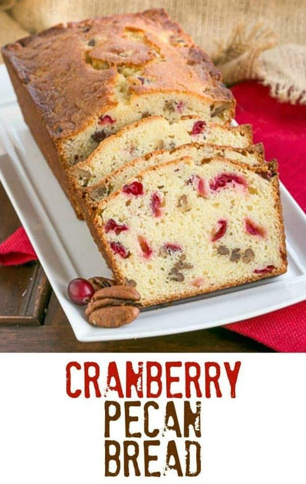 titled photo - Cranberry Pecan Bread
