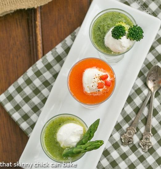 Simple Party Soups