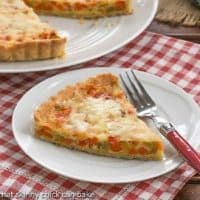Quiche Maraîchère featured image