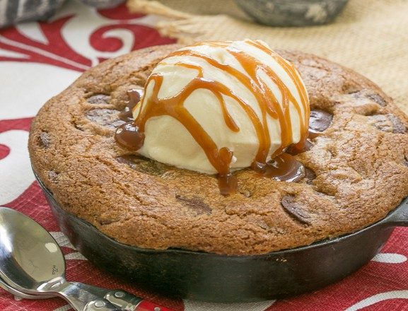 Pizookies | Big, gooey pan cookies!