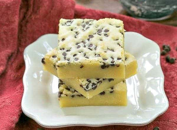"""White Chocolate Brownies 