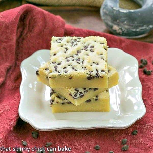 White Chocolate Brownies #TwoSweetiePies