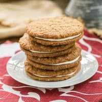 Oatmeal Creme Pies | Better than Little Debbies!!!