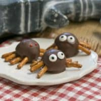 Potato Candy Spiders featured image