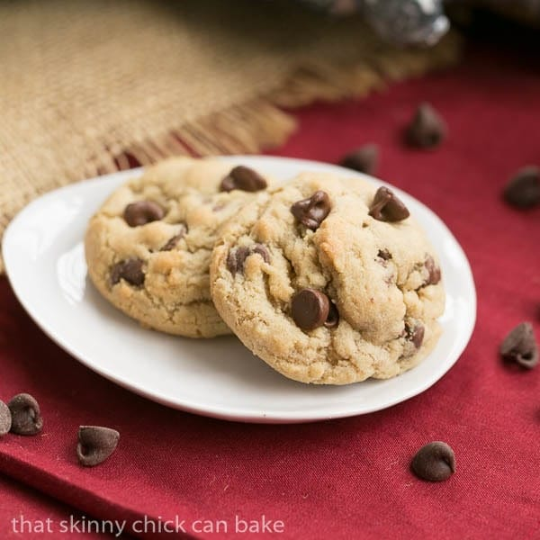 Rum Spiked Chocolate Chip Cookies