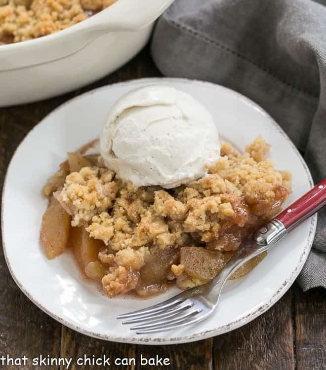 Easy Apple Crisp featured image