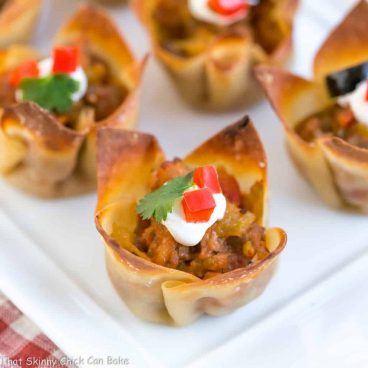 Mini Mexican Tarts