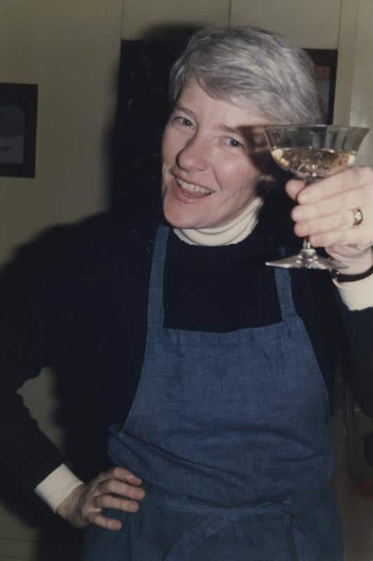 Cheers, Gretchen!