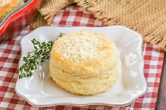 Buttermilk Goat Cheese Biscuits featured image