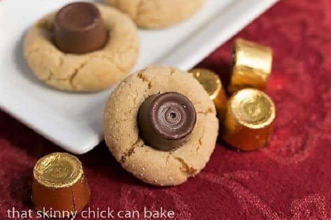 Peanut Butter Rolo Blossoms featured image