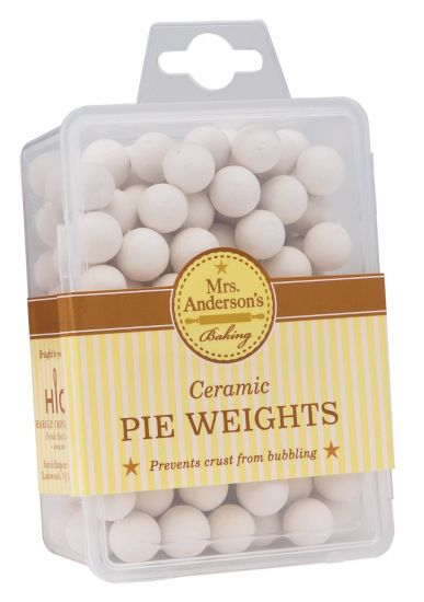 Pie weights