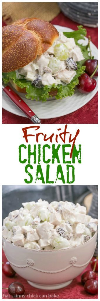 Fruity Chicken Salad