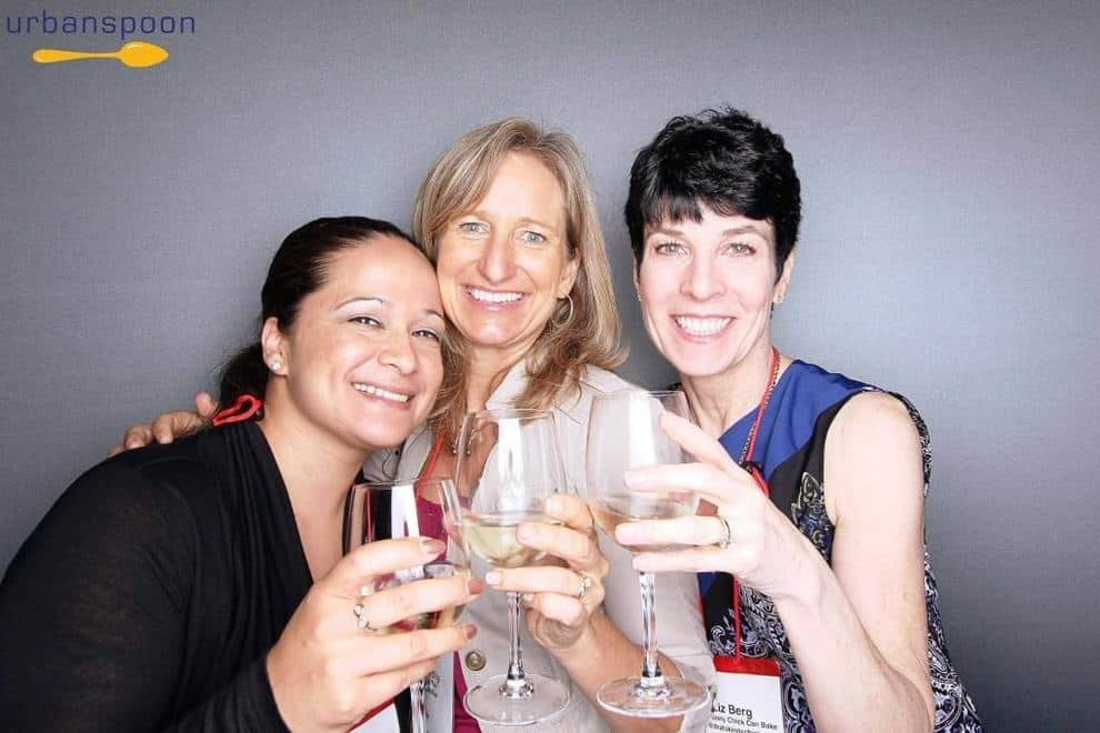 Dionne, Kim and Liz at IFBC