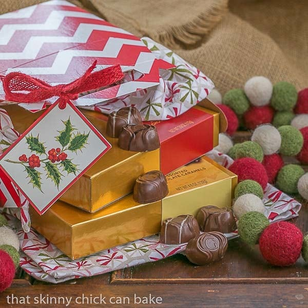 Boxes of GODIVA Chocolates -A Sweet Holiday Gift
