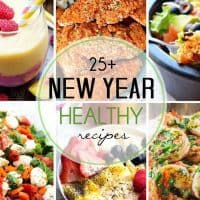 25 New Year Healthy Recipes