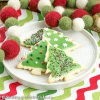 Best Sugar Cookies | Perfect cut-out cookies for all holidays and celebrations