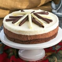 Layered Mousse Cake featured image