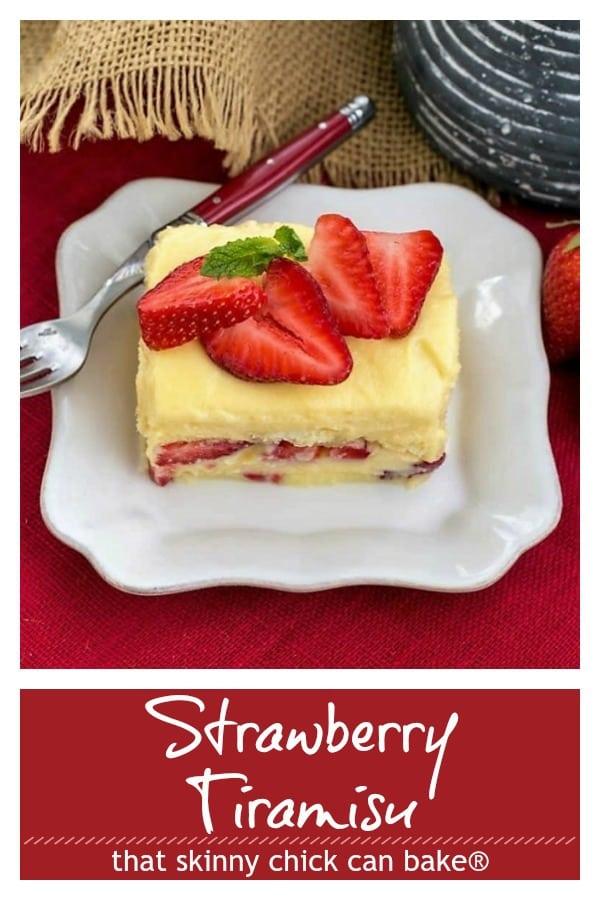 Berry Tiramisu Pinterest collage