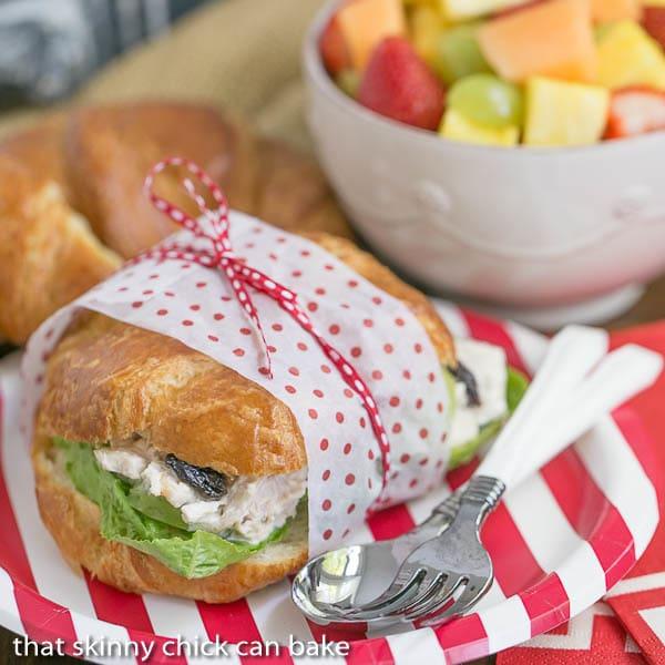 Portable Picnic Lunch for the college grad