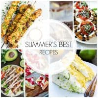 20 Amazing Summer Recipes from some magnificent bloggers