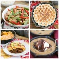 Easy Skillet Recipes