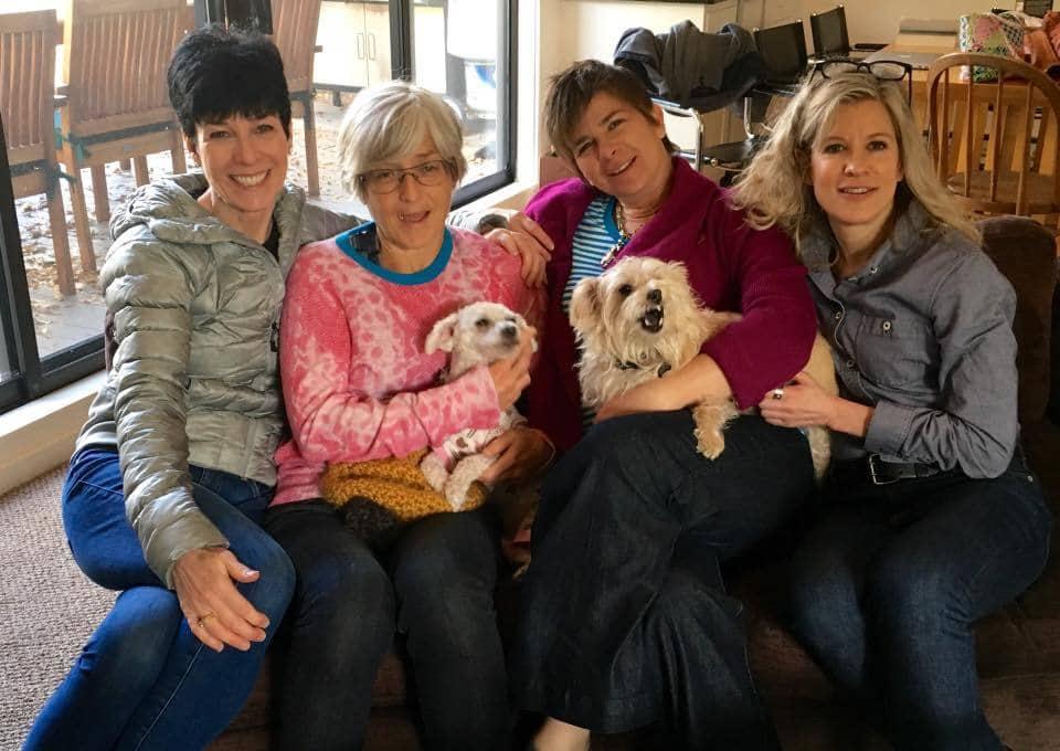 Sisters in Aspen
