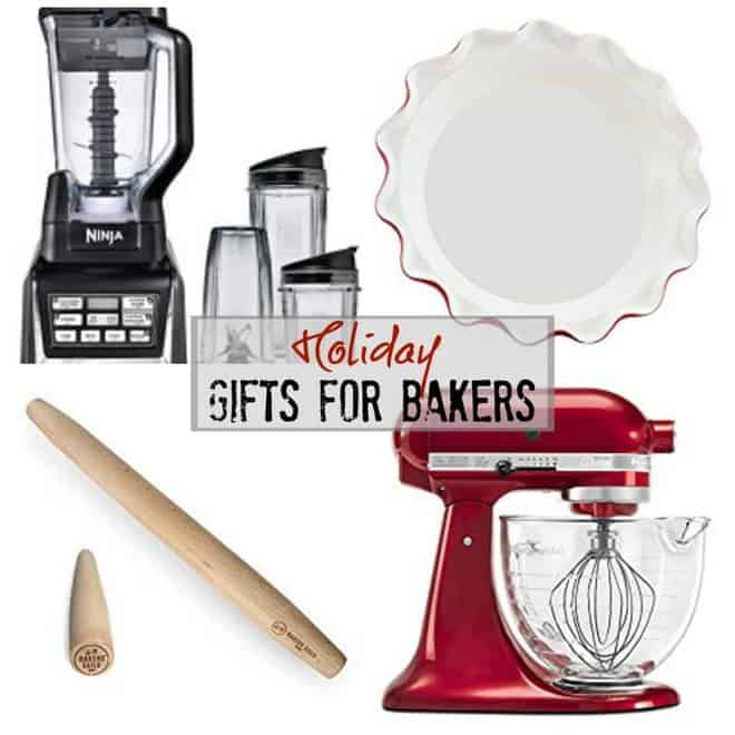 Baker's Holiday Gift Guide