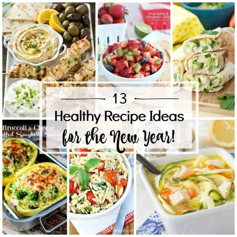 13 Healthy Recipe Ideas for the New Year | That Skinny Chick Can Bake
