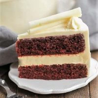 Cheesecake Filled Red Velvet Cake featured image