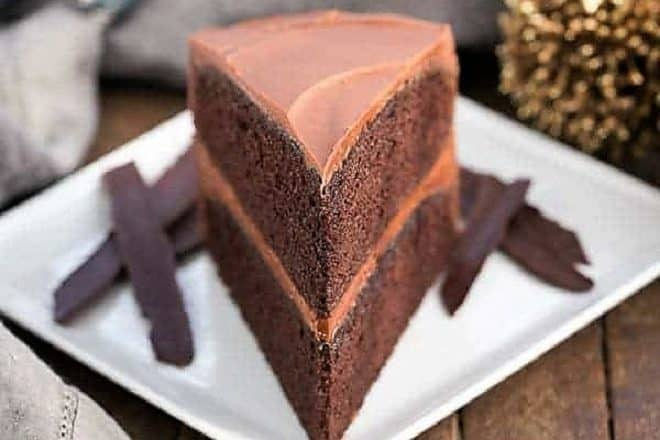 Chocolate Mayonnaise Cake featured image