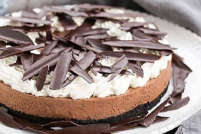 Easy Chocolate Tart featured image